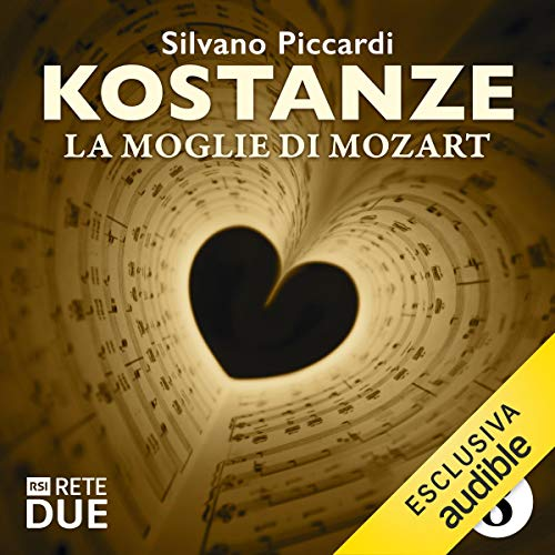 Konstanze - la moglie di Mozart 8 audiobook cover art