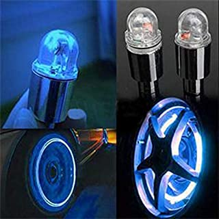 Mini Mexx 1 Pair LED Cycling Motor Bike Bicycle Car Wheel Tire Valve Wheel Lights Luces