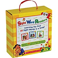 Scholastic Teaching Resources Sight Word Readers Parent Pack