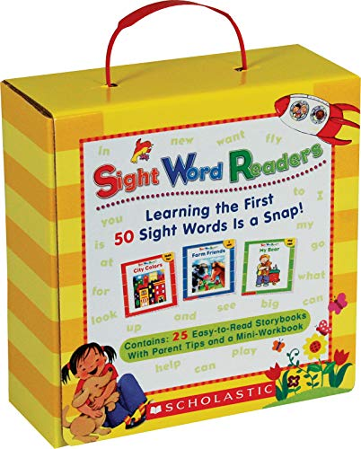 Sight Word Readers Parent Pack: Learning the First 50 Sight Words s a Snap!