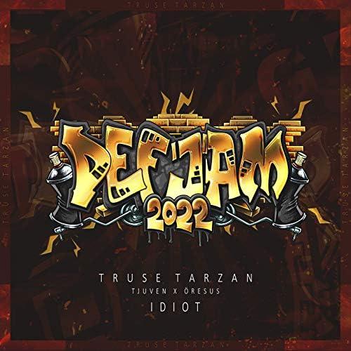 Truse Tarzan, Öresus & Tjuven