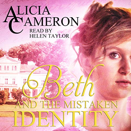 Beth and the Mistaken Identity audiobook cover art