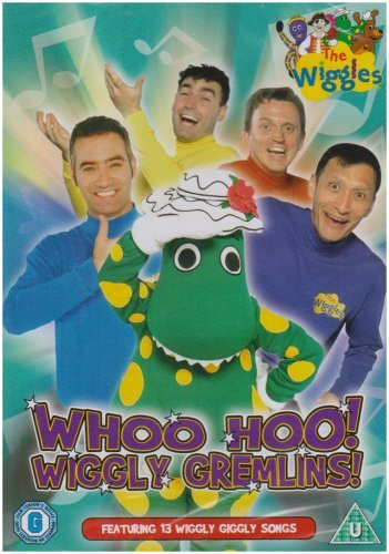 The Wiggles - Whoo Hoo! Wiggly Gremlins [2007] [DVD]
