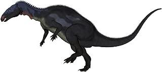 Posterazzi PSTEDV600387P Camptosaurus Dinosaur Walking White Background. Poster Print by Elena Duvernay 18 x 10 Varies