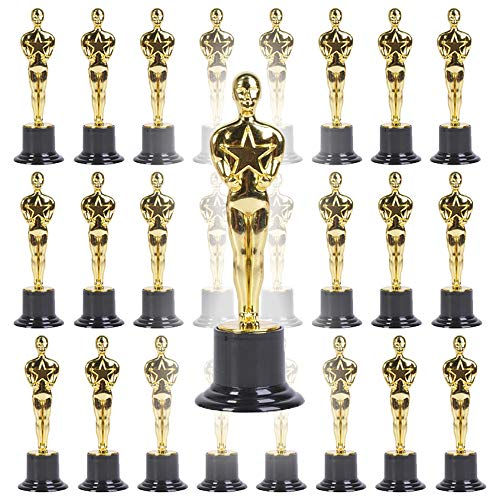 granddaughter trophies The Dreidel Company Award Trophies Gold for Sports, Ceremonies, Parties, or Events, 6