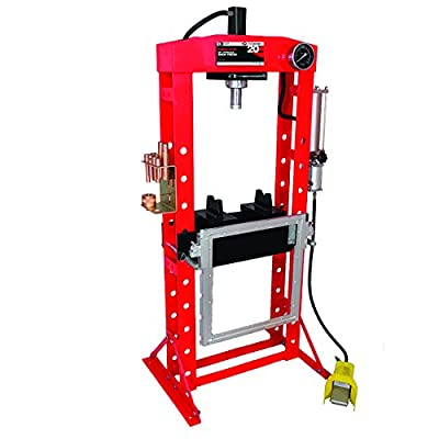 AFF 859ASD-P Polycarbonate Guard for Models 859SD and 859ASD 100 Ton Shop Press