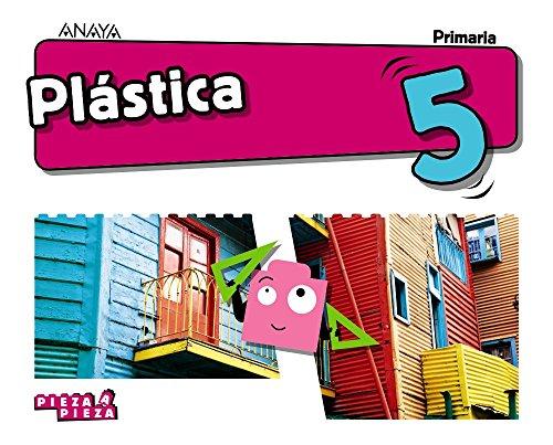 Plástica 5. (Pieza a Pieza)