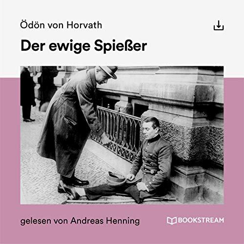 Der ewige Spießer cover art