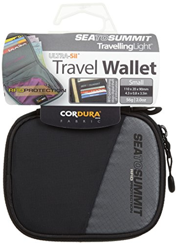 Sea to Summit Travel Wallet RFID Proof Small (Black)