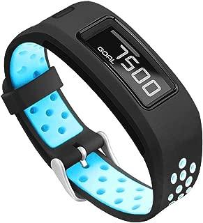 for Garmin Vivofit 2 Bands-Sibode Silicone Replacement Wristband Bracelet for Garmin Vivofit 2 Smart Watch Bands Outdoor Sport,NOT for Garmin Vivofit 1/Garmin Vivofit 3/Garmin Vivofit JR