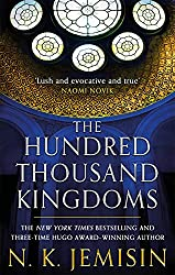 Cover of The Hundred Thousand Kingdoms by N. K. Jemisin