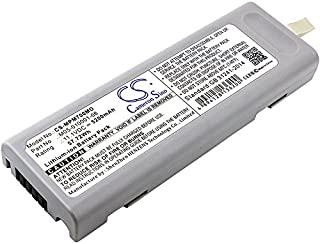 Battery Replacement for MINDRAY Spectrum OR Spectrum Passport 2 Accutorr V DPM3 DPM4 DPM5 iPM9800 Passport V PM7000 Trio 0146-00-0099 115-018011-00 115-018015-00