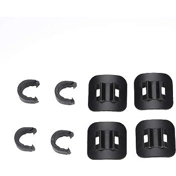 10x C-Clip Buckle für mountainbike Fahrrad Bremsleitung