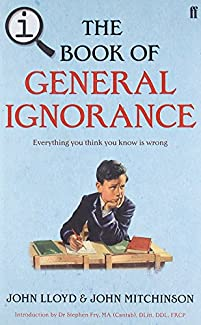 The Noticeably Stouter QI Book Of General Ignorance - Hardback Edition