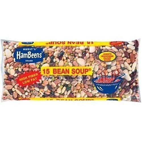 Hurst's HamBeens 15 Bean Soup with Seasoning Packet (2 Pack)