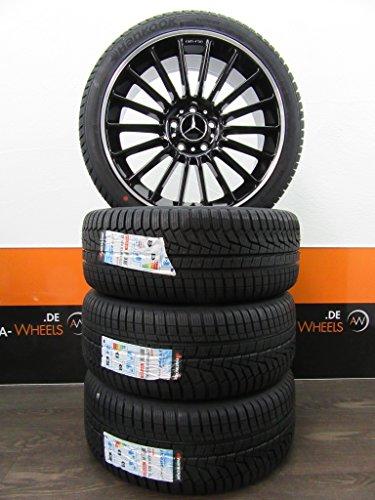 4 ruedas de invierno de 18 pulgadas para C 203 A CLK 209 E 207 210 SLK 171 KESKIN KT15 HANKOOK