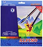 Alpino AL000131 - Pack de 24 lápices, multicolor