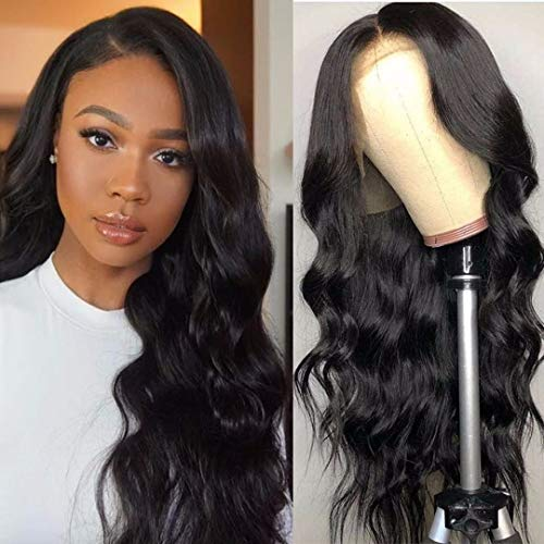 Eayon 360 Lace Front Wigs Human Hair Pre Plucked Virgin Body Wave Human...