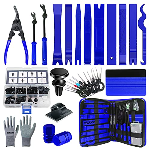 Trim Removal Tool, Clip Fastener Remover Pry Tool Set Now $20