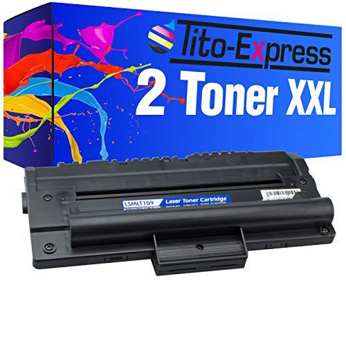 PlatinumSerie® 2 Toner compatibile con Samsung MLT-D1092S Black SCX-4300 SCX-4300 K SCX-4301 K SCX-4310 K SCX-4315 K SCX-4610