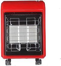 H.yina Calentador de Gas Natural/Calentador de Gas licuado con Rodillo, Calentamiento de láminas de cerámica, Estufa de Tostado de 3 Modos de Calentamiento
