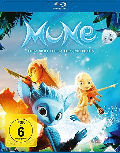 Mune - Der Wächter des Mondes [Blu-ray]