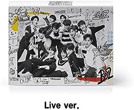 LOEN Entertainment The Boyz - The First [Live ver.] CD+Photobook+2Photocards+Postcard+Folded Poster