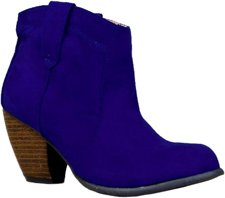 Qupid Women's Priority-63 High Heel Pumps shoes