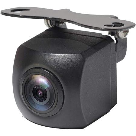 PARKVISION 闇夜でも見える高感度広角フロントカメラ/バックカメラ リア水平172°垂直95°超広角 最低照度0Lux超強暗視効果 130万高精細画質cmosセンサー 正像/鏡像切替 IP69K防水防塵規格 4pin端子 rca出力コネクタ 12V車汎用高い互換性 4m本体線 12ヶ月保証有り「ZL-191FR」