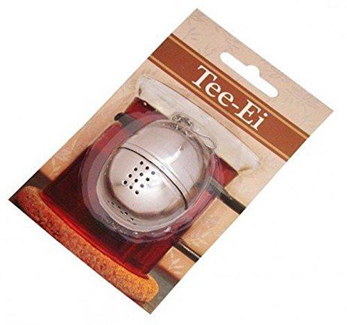 Tee-Ei Edelstahl Lieferumfang 1 Stück (3 Stück Tee-Ei)