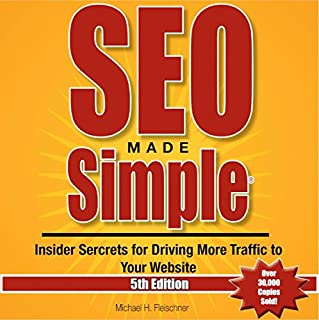 SEO Made Simple, 5th Edition cover art
