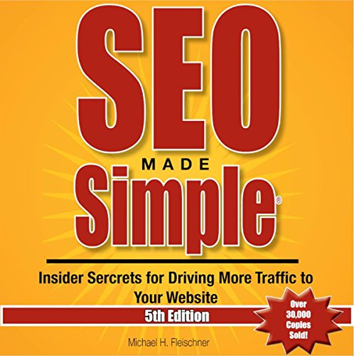 SEO Made Simple, 5th Edition audiobook cover art