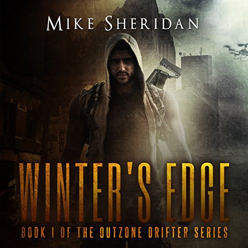 Winter's Edge audiobook cover art