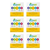 Ecover Automatic Dishwasher Soap Tablets, Citrus, 25Count (Packaging...