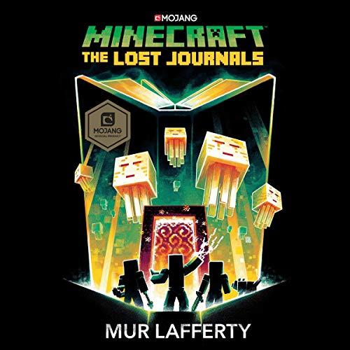 Couverture de Minecraft: The Lost Journals