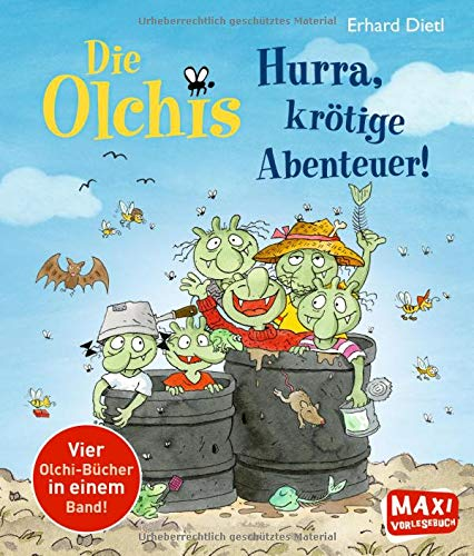 Die Olchis: Hurra, krötige Abenteuer!