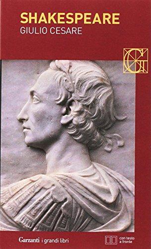 Giulio Cesare. Testo inglese a fronte