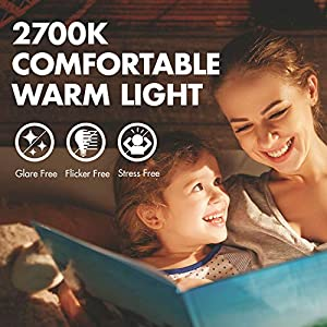 Tenergy 9WLED Bulb60 Watt EquivalentA19 LED Light Bulbs,E26Household Lightbulb,750 LumensEnergy Saving LampSoft/Warm White 2700K Lights, 220°Beam Angle, 16-Pack