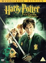 Harry Potter and the Chamber of Secrets (Two Disc Widescreen Edition) [DVD] [2002] by Daniel Radcliffe|Rupert Grint|Emma W...