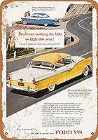 1956フェアレーンフォードヴィンテージルックメタルサイン家の装飾20x30cm