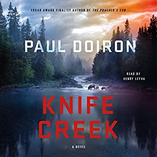 Knife Creek audiobook cover art
