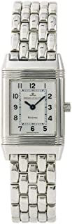 Jaeger LeCoultre Reverso Quartz Female Watch 260.8.08 (Certified Pre-Owned)