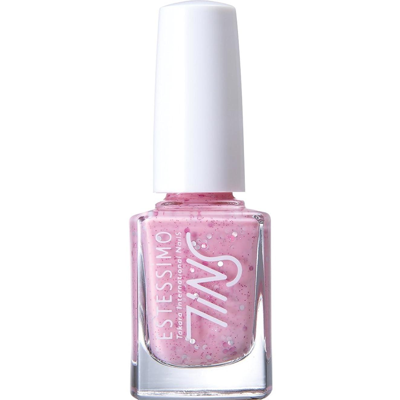 ポーチスズメバチ大腿TiNS カラー 802 コットンキャンディスムージー 11ml 2015年春の限定色「Sugarsprinkles! 」シリーズ カラーポリッシュ
