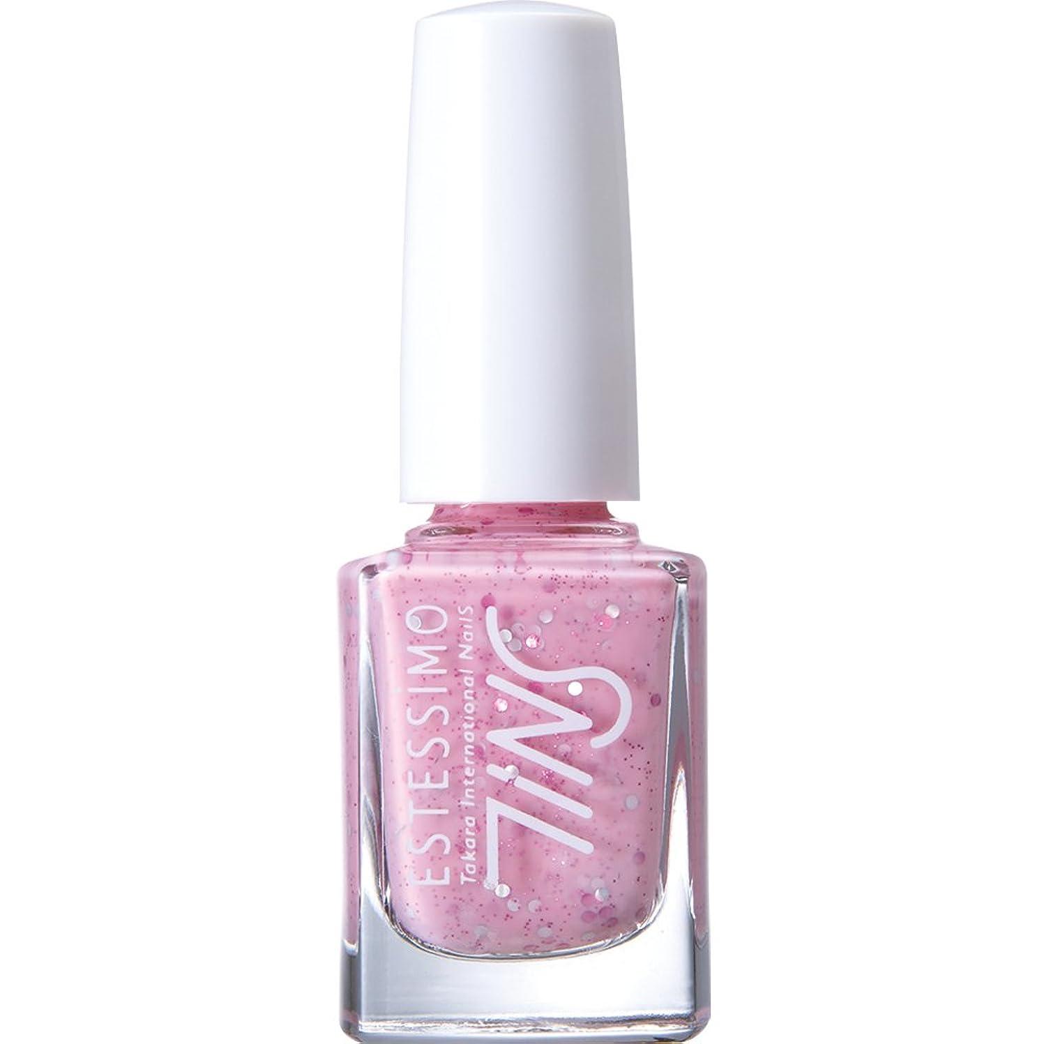 フルーティー電話する切手TiNS カラー 802 コットンキャンディスムージー 11ml 2015年春の限定色「Sugarsprinkles! 」シリーズ カラーポリッシュ
