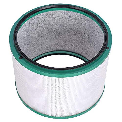 BAMBOOST Filtro HEPA de repuesto adecuado para Dyson HP02 HP01 HP00 Pure Hot + Cool Link ventilador y Dyson Pure Cool HP03 DP03 DP01 purificador de aire de escritorio