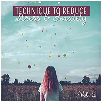 Technique to Reduce Stress & Anxiety Vol. 2 – Mindfulness Meditation, Healing Yoga, Rest, Relaxation, Calm Your Mind, Deep Sleep