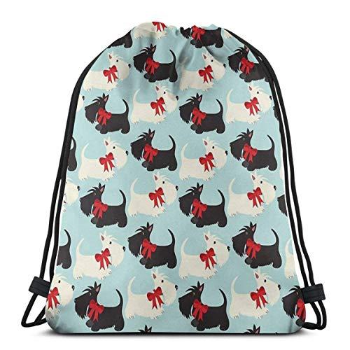 XCNGG Black Stones Waterproof Foldable Sport Sackpack Gym Bag Sack Drawstring Backpack