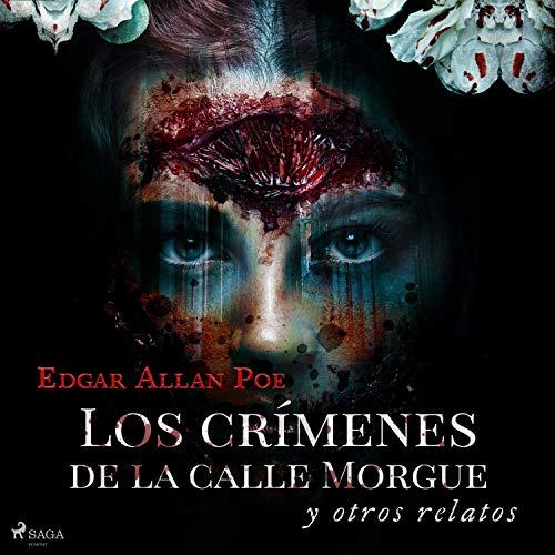 Diseño de la portada del título Los crímenes de la calle Morgue y otros relatos