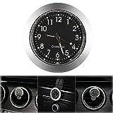 Car Clock, ONEVER Car Air Vent Quartz Clock Mini Vehicle Dashboard Clock, 1.4'...