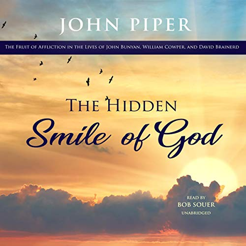 The Hidden Smile of God cover art